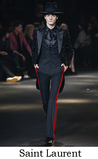 Style Saint Laurent Autunno Inverno Saint Laurent Uomo 34