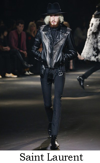 Style Saint Laurent Autunno Inverno Saint Laurent Uomo 35