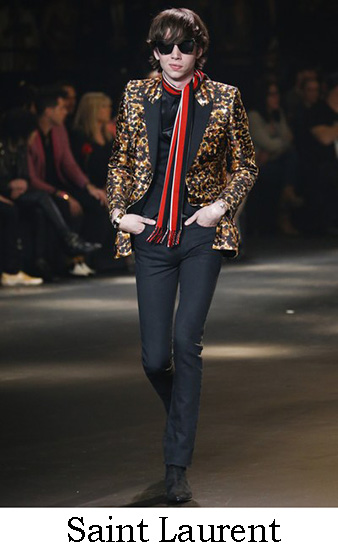 Style Saint Laurent Autunno Inverno Saint Laurent Uomo 36