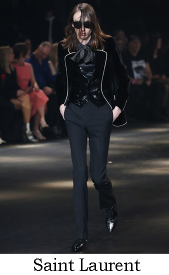 Style Saint Laurent Autunno Inverno Saint Laurent Uomo 37