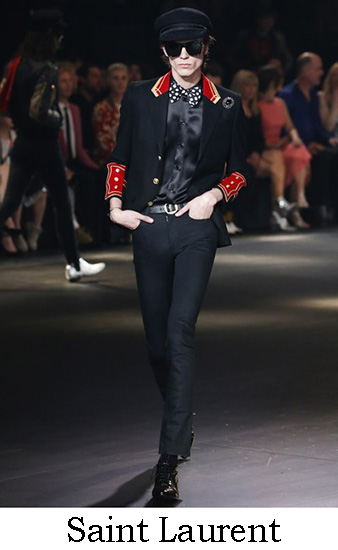 Style Saint Laurent Autunno Inverno Saint Laurent Uomo 38