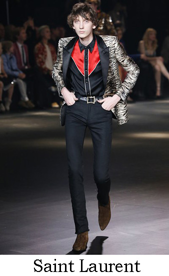 Style Saint Laurent Autunno Inverno Saint Laurent Uomo 39