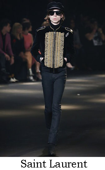 Style Saint Laurent Autunno Inverno Saint Laurent Uomo 4