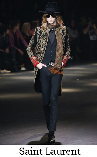 Style Saint Laurent Autunno Inverno Saint Laurent Uomo 43