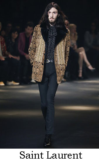 Style Saint Laurent Autunno Inverno Saint Laurent Uomo 8