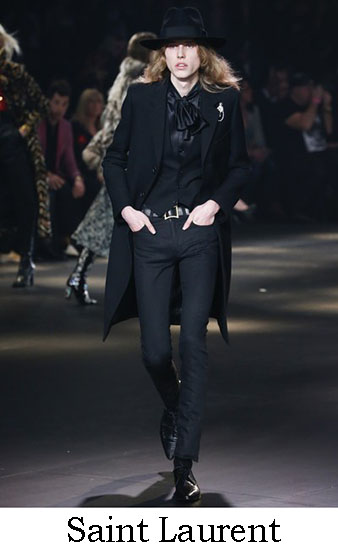 Style Saint Laurent Autunno Inverno Saint Laurent Uomo 9