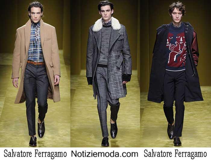 Style Salvatore Ferragamo autunno inverno 2016 2017 uomo a4ee72309f4