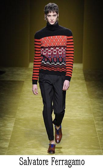 Style Salvatore Ferragamo Autunno Inverno Uomo 1