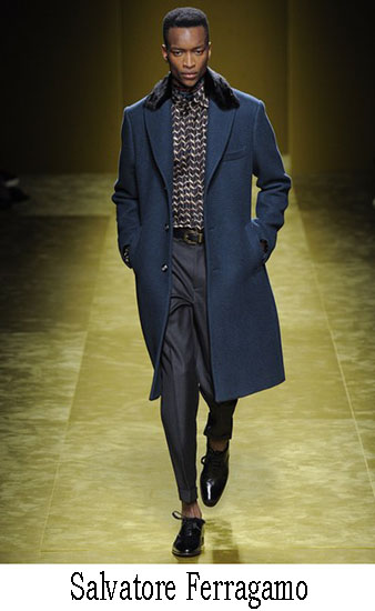 Style Salvatore Ferragamo Autunno Inverno Uomo 10