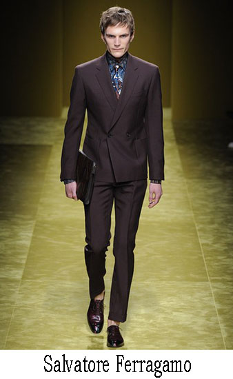 Style Salvatore Ferragamo Autunno Inverno Uomo 11