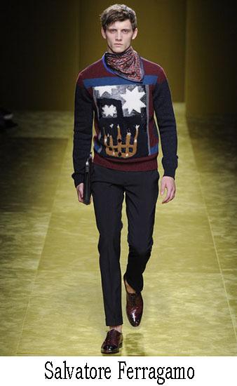 Style Salvatore Ferragamo Autunno Inverno Uomo 13