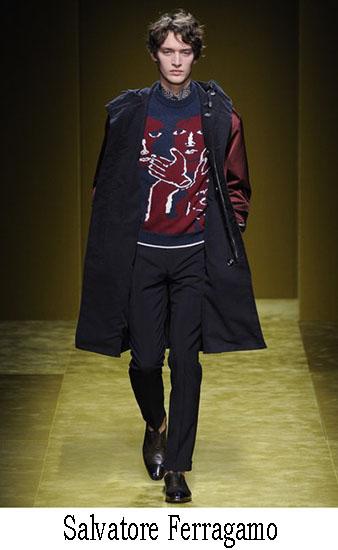 Style Salvatore Ferragamo Autunno Inverno Uomo 21