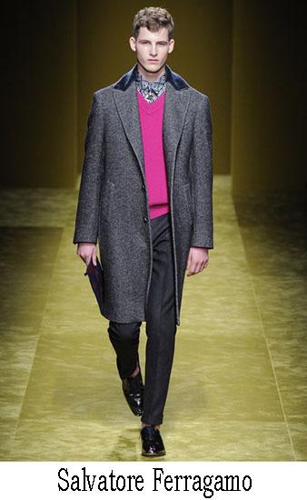 Style Salvatore Ferragamo Autunno Inverno Uomo 25