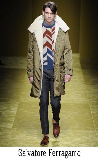 Style Salvatore Ferragamo Autunno Inverno Uomo 30