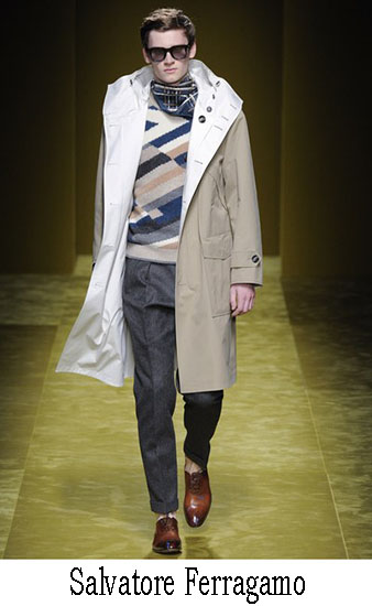 Style Salvatore Ferragamo Autunno Inverno Uomo 32