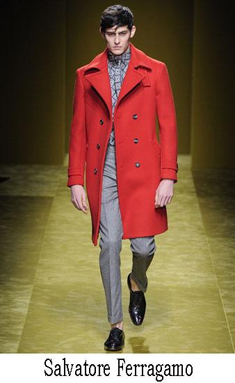 Style Salvatore Ferragamo Autunno Inverno Uomo 37