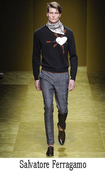 Style Salvatore Ferragamo Autunno Inverno Uomo 5