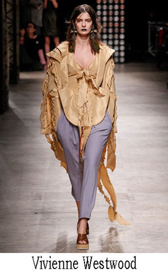 Style Vivienne Westwood Autunno Inverno 2016 2017 42