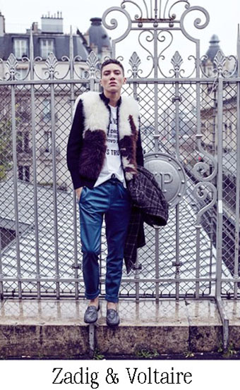 Style Zadig & Voltaire Autunno Inverno 2016 2017 14
