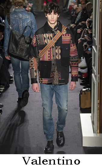 Valentino Autunno Inverno 2016 2017 Moda Uomo 1
