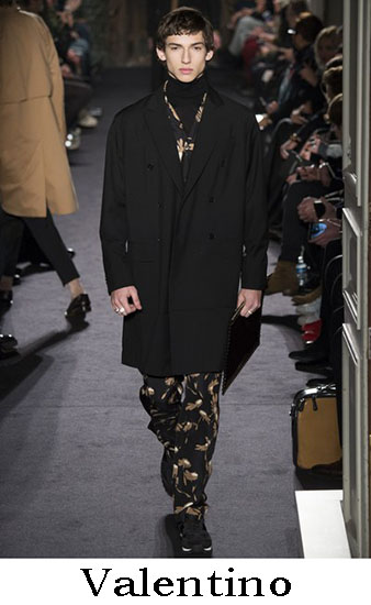 Valentino Autunno Inverno 2016 2017 Moda Uomo 24