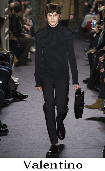 Valentino Autunno Inverno 2016 2017 Moda Uomo 27