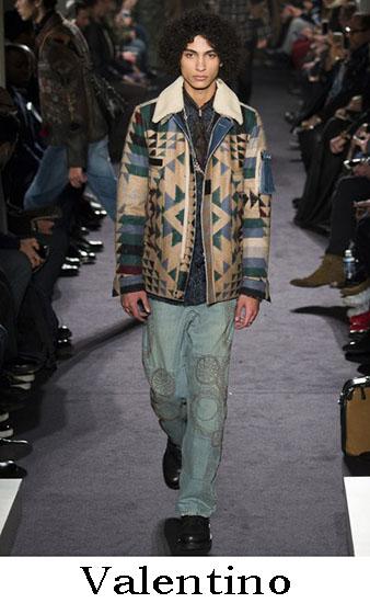 Valentino Autunno Inverno 2016 2017 Moda Uomo 35