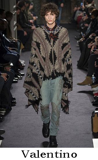 Valentino Autunno Inverno 2016 2017 Moda Uomo 37