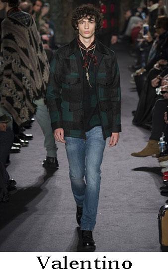 Valentino Autunno Inverno 2016 2017 Moda Uomo 38