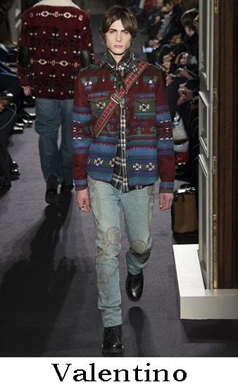 Valentino Autunno Inverno 2016 2017 Moda Uomo 52