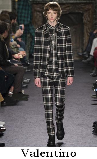Valentino Autunno Inverno 2016 2017 Moda Uomo 54