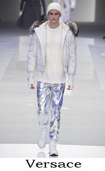 Versace Autunno Inverno 2016 2017 Moda Uomo Look 12