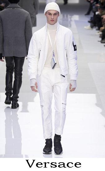 Versace Autunno Inverno 2016 2017 Moda Uomo Look 13