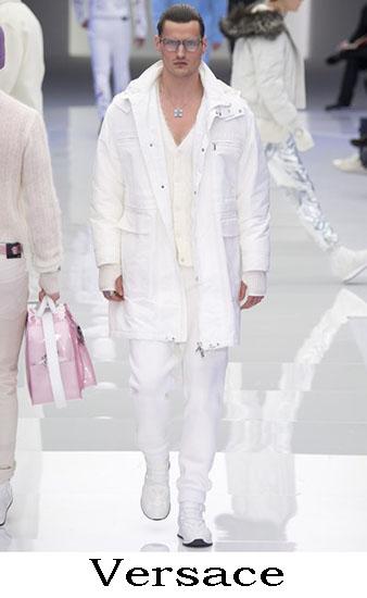 Versace Autunno Inverno 2016 2017 Moda Uomo Look 19