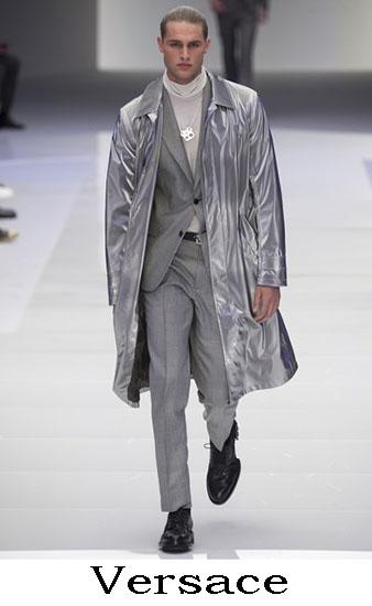 Versace Autunno Inverno 2016 2017 Moda Uomo Look 2