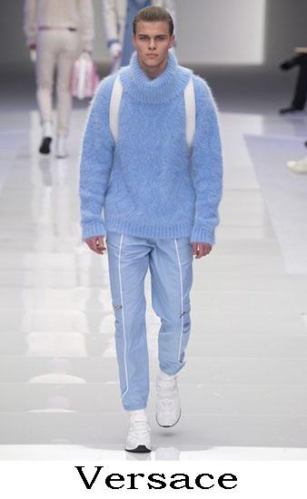 Versace Autunno Inverno 2016 2017 Moda Uomo Look 20