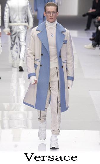 Versace Autunno Inverno 2016 2017 Moda Uomo Look 21