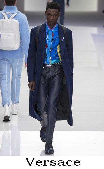 Versace Autunno Inverno 2016 2017 Moda Uomo Look 25
