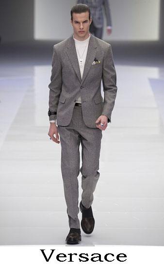 Versace Autunno Inverno 2016 2017 Moda Uomo Look 3