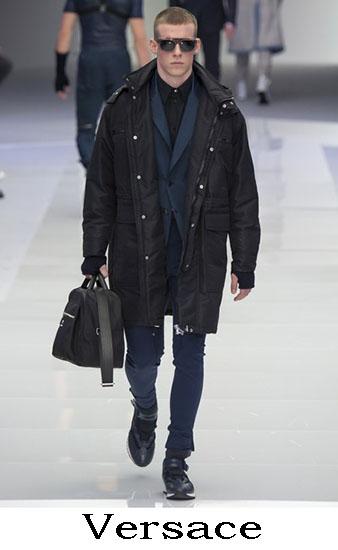 Versace Autunno Inverno 2016 2017 Moda Uomo Look 31