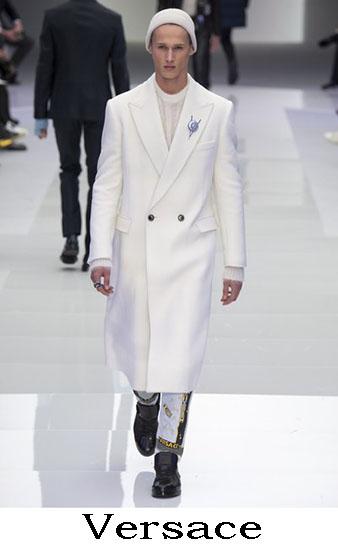 Versace Autunno Inverno 2016 2017 Moda Uomo Look 38
