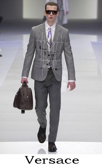 Versace Autunno Inverno 2016 2017 Moda Uomo Look 4
