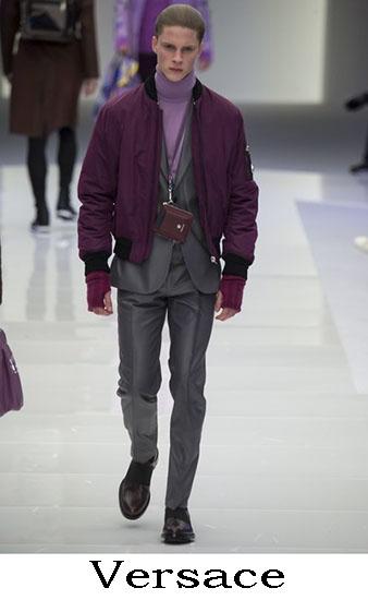 Versace Autunno Inverno 2016 2017 Moda Uomo Look 47