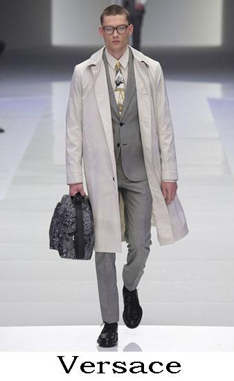 Versace Autunno Inverno 2016 2017 Moda Uomo Look 5