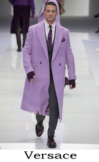 Versace Autunno Inverno 2016 2017 Moda Uomo Look 50