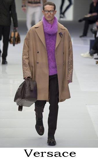 Versace Autunno Inverno 2016 2017 Moda Uomo Look 51