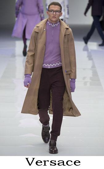 Versace Autunno Inverno 2016 2017 Moda Uomo Look 53