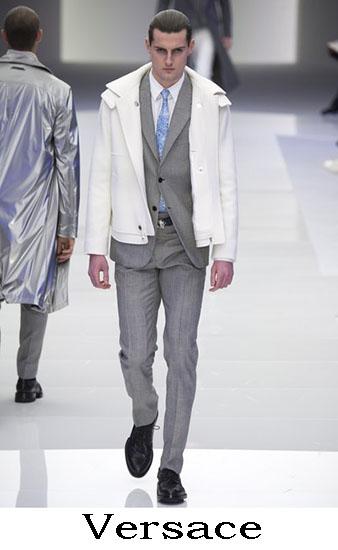 Versace Autunno Inverno 2016 2017 Moda Uomo Look 6