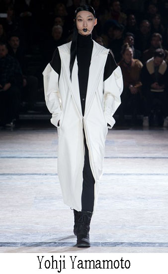 Yohji Yamamoto Autunno Inverno 2016 2017 Donna 13