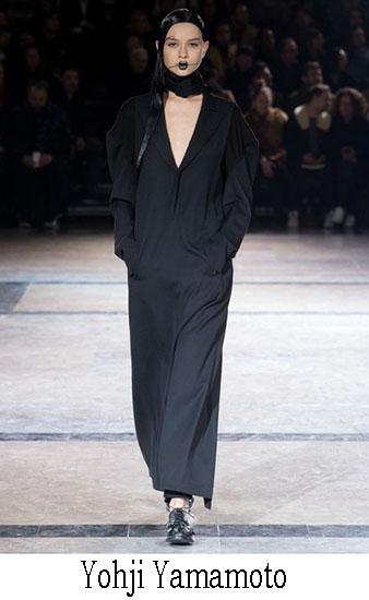 Yohji Yamamoto Autunno Inverno 2016 2017 Donna 15